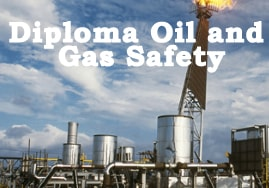 diploma oil and gas